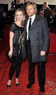 Sarah Alexander and Marc Warren British Comedy Awards...