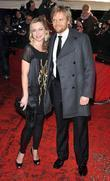 Sarah Alexandxer and Marc Warren British Comedy Awards...