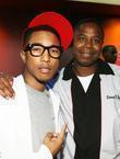 Pharrell Williams and Dougie Fresh