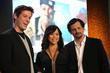 Ben Lyons, Rosie Perez and VH1