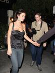 Audrina Patridge  leaving the Crown Bar Los...