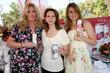 Shannon Tweed and Sophie Tweed Simmons with Founder Karen