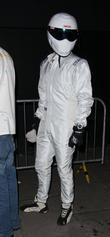 The Stig and Danielle Lloyd