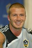 David Beckham and Real Madrid