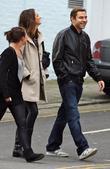 David Walliams and His New Girlfriend Lauren Budd