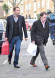 Rob Brydon and David Walliams