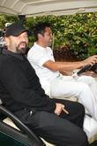 Oscar De La Hoya and Joe Pesci