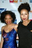 Adriane Lenox and Tamara Tunie 'Defying Inequality' The...