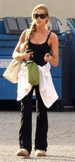 Denise Richards Seen leaving the 3rd Street Dance...