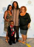 Adrian Richards a patient of Miami Children's Hospital with his mother Dishonte Munnings