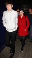 Kelly Osbourne and Luke Worrell didn't walk the...