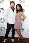 Joss Whedon and Eliza Dushku