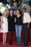 Dakota Fanning, Lauren Shuler Donner, Gina Prince Blythewood, Nate Parker, Walk Of Fame