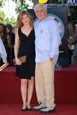 Rene Russo and Richard Donner