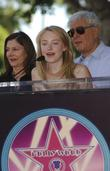 Lauren Shuler Donner and Dakota Fanning