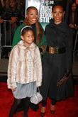 Jada Pinkett-Smith, Willow Smith and Adrienne Banfield-Jones
