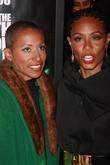 Jada Pinkett-Smith and Adrienne Banfield-Jones