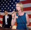 Cynthia Nixon and Barack Obama