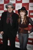 Elvis Costello and Jenny Lewis