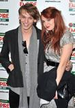 Jamie Campbell Bower and Grosvenor House