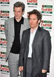 Tom Hollander (R) Jameson Empire Film Awards held...