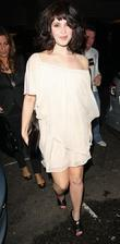 Gemma Arterton and Embassy Night Club