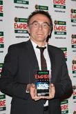 Danny Boyle winner of Outstanding Contribution To British...