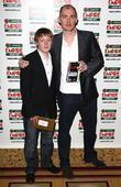 Thomas Turgoose and James Watkins winners of Best...