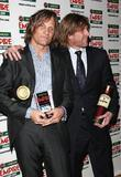 Viggo Mortensen winner of Empire Icon with Sean...