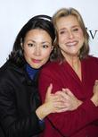 Ann Curry and Meredith Viera