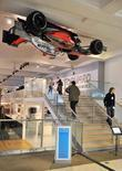 Fast Forward: 20 Ways F1 Is Changing Our World' Exhibition Held At The Science Museum.
