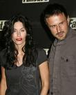 Courteney Cox and David Arquette