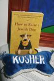 Donation of the book 'How to Raise a Jewish Dog' for the silent auction