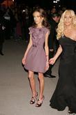 Allegra Versace and Versace