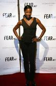 Rutina Wesley FEARnet 2nd anniversary party at the...