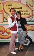 Alice Temperley and Lars von Bennigs Folklore Fete...