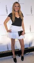 Amanda Bynes Grand Opening of the Fontainebleau Miami...