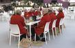 BBC Good Food Show London welcomes Chelsea Pensioners to the show with a special Christmas brunch at Kensington Olympia