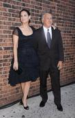 Dustin Hoffman and his wife Lisa Gottsegen The...