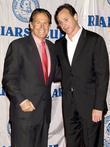 Bill Boggs and Matt Lauer