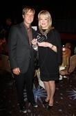Candy Spelling and son Randy Spelling
