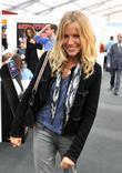 Sienna Miller Frieze Art Fair held at Regent's...