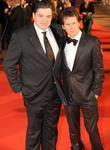 Oliver Platt and Kevin Bacon  The Times...