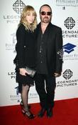 Dave Stewart and Anoushka Fisz
