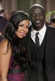 Ashanti and Akon