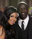 Ashanti and Akon