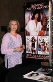 Maud Adams Appears At Gallery Of Legends