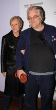 Glenn Close and Philip Seymour Hoffman