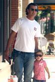 Gavin Rossdale, his son Kingston