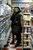 Alexa Chung and Pixie Geldof stop in a...